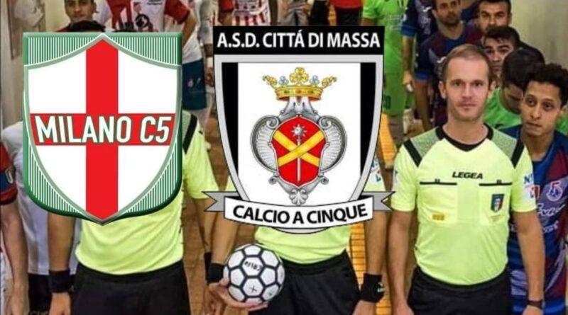 Futsal Serie A2, Pozzobon al via in terra meneghina!
