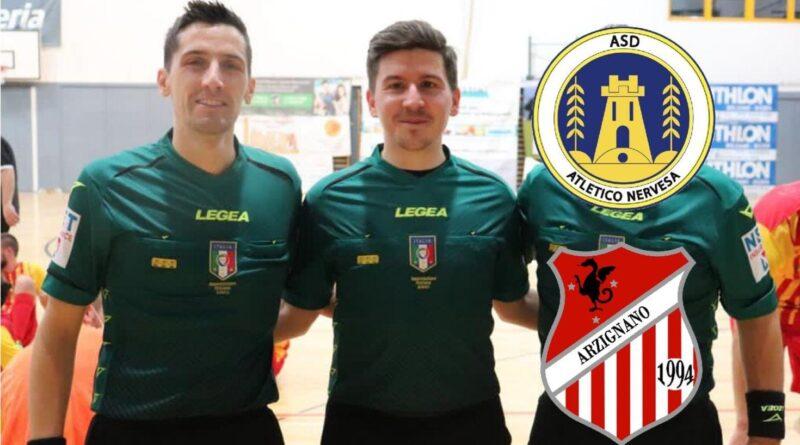 """Futsal Serie A2, Tasca arbitra la capolista con un crono """"di famiglia""""!"""