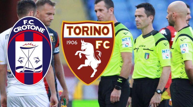 Des. C. 11: Il Torino scende in campo a Crotone dopo lo stop forzato dall'Asl: Mondin assistente 1!
