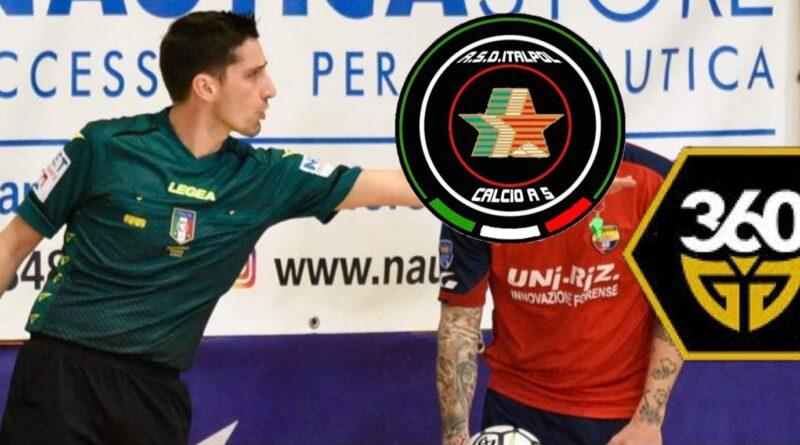 Futsal Serie A2, Voltarel nella Città Eterna per uno scontro playoff nella settimana del Natale di Roma!