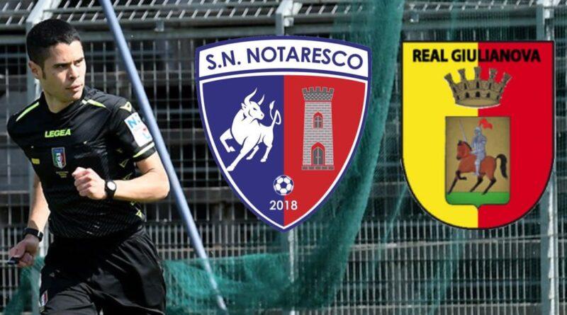 Des. C11: Menozzi prende il treno e viaggia in Abruzzo per l'ultima in casa del Notaresco!