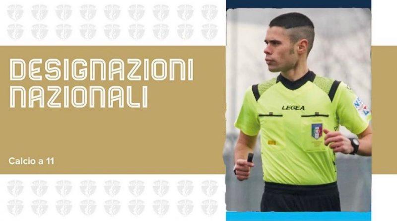 Des. C. 11: Derby Veneto per Menozzi, da quarto uomo, in serie C!